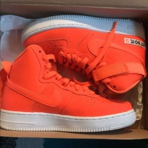Nike Air Force 1 (Just Do it)